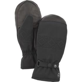 Hestra Swisswool Inverno Mittens Dame black